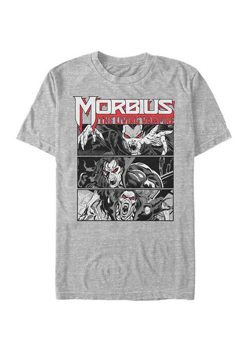 Marvel™ Morbius Panels Graphic T-Shirt