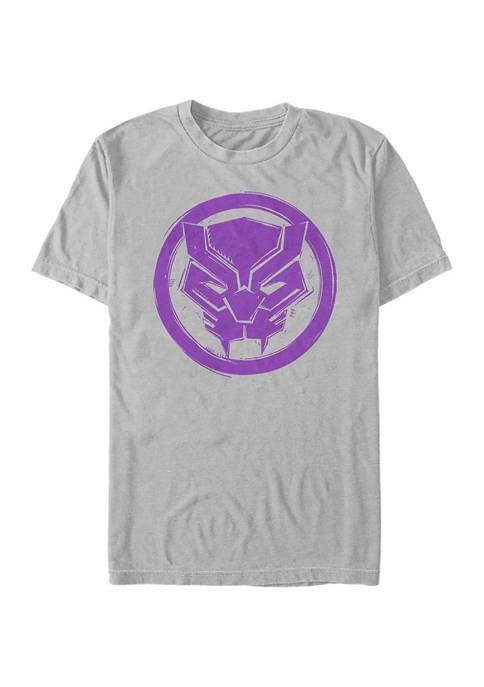 Black Panther™ Woodcut Panther T-Shirt