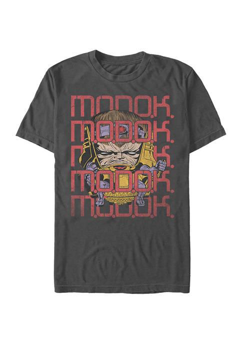 Marvel™ Modok Repeating Logo T-Shirt