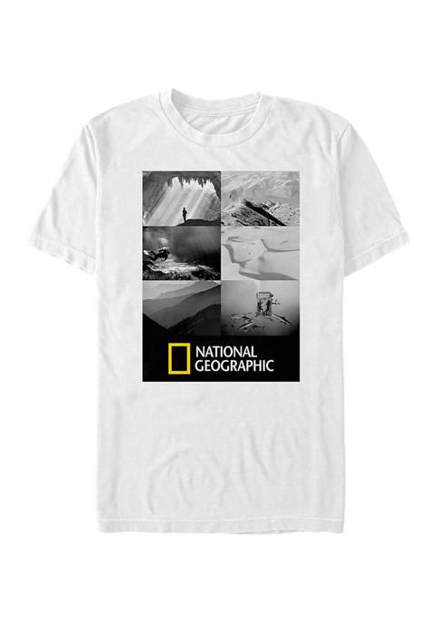 Panel Shots Graphic Short Sleeve T-Shirt