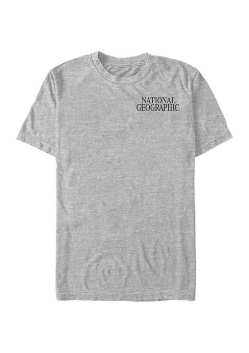 Vintage Pocket Logo Graphic Short Sleeve T-Shirt