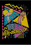 Big & Tall Hey Arnold! Hey Arn Graphic Short Sleeve T-Shirt