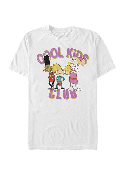 Nickelodeon™ Hey Arnold Cool Kids Club Group Pose