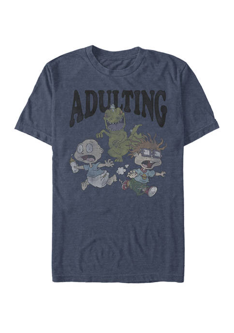 Nickelodeon™ Rugrats Running From Reptar And Adulting