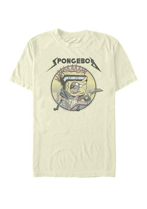 Spongebob Squarepants Spongeca Short Sleeve T-Shirt