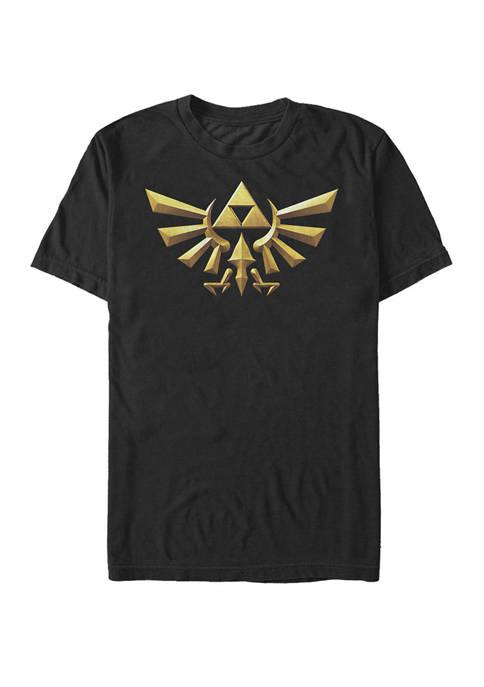 Nintendo The Legend of Zelda Hyrule Crest Iconic