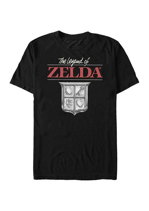 Big & Tall Nintendo® Zelda Graphic Short Sleeve T-Shirt