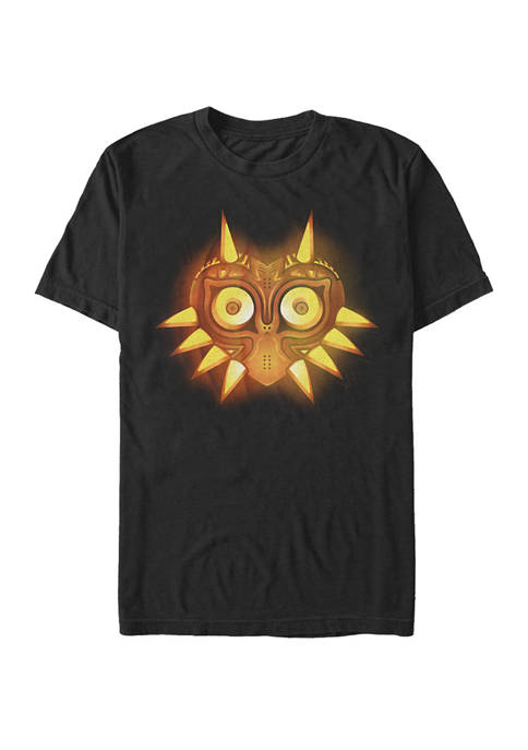 Nintendo Big & Tall Zelda Glowing Majoras Mask