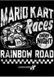 Big & Tall Nintendo® Race Nights Graphic Short Sleeve T-Shirt