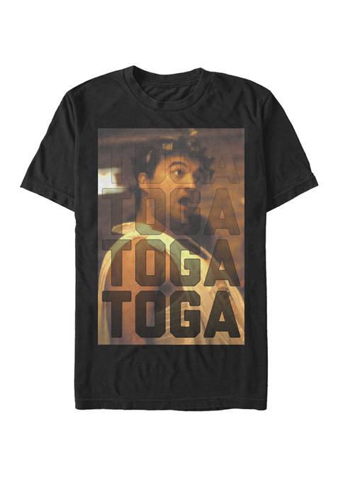 Toga Toga Toga Gradient Short Sleeve T-Shirt