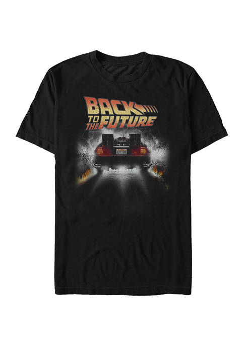 Big & Tall Back to the Future Vintage