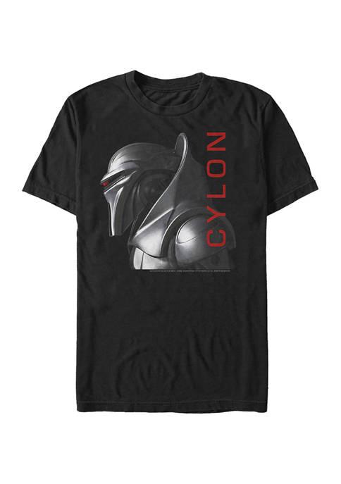 BSG Cylon Graphic T-Shirt