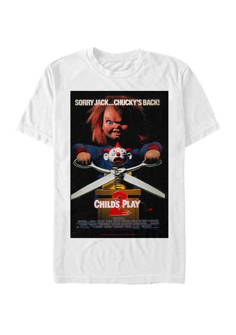 Chucky Poster T-Shirt