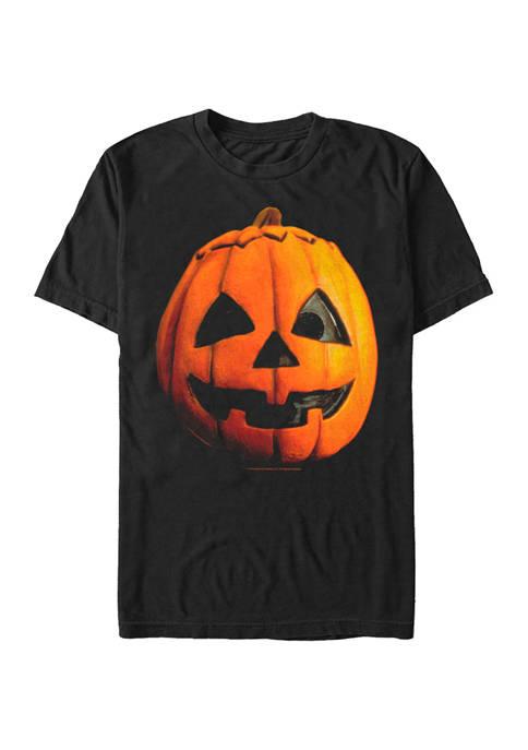 Halloween 2 Jack O Lantern Mask Graphic T-Shirt