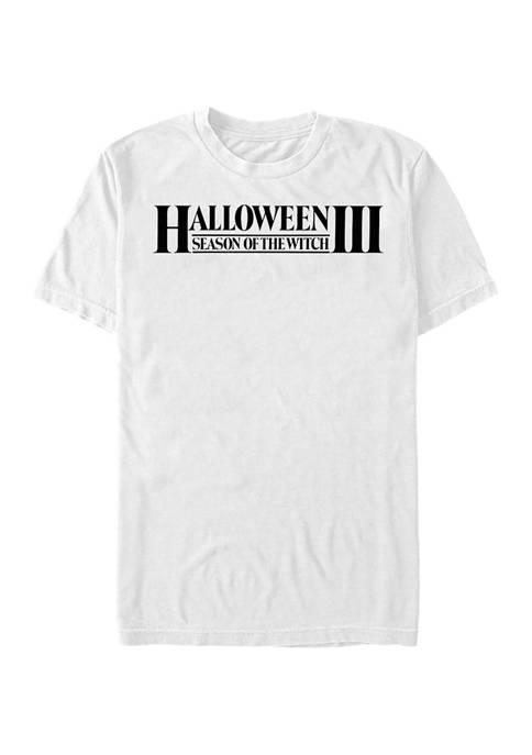 3 Logo Graphic T-Shirt