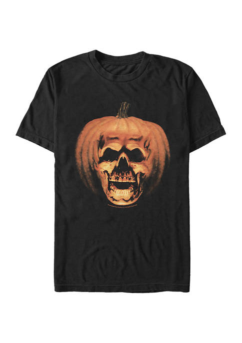 Halloween 2 Carving Graphic T-Shirt