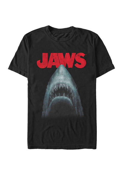 Big & Tall Jaws Out Of Water Graphic