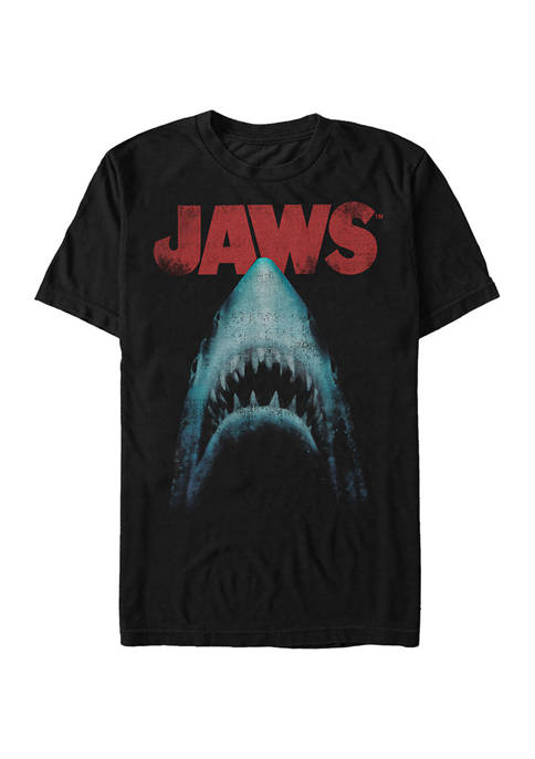 Big & Tall Jaws Jaws Poster Graphic Short