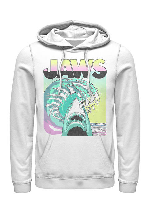 Jaws 80s Graphic Hoodie