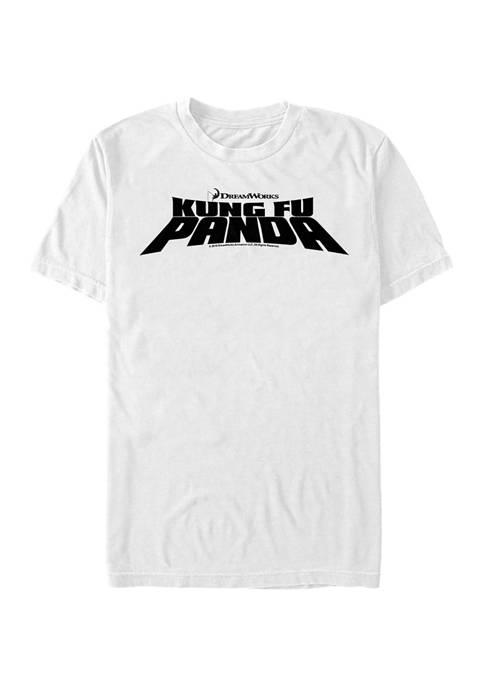Kung Fu Panda Logo Graphic T-Shirt
