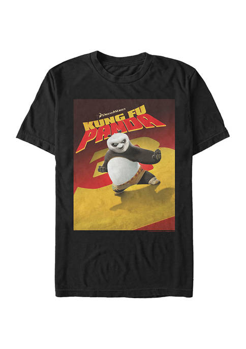 3 Poster Graphic T-Shirt