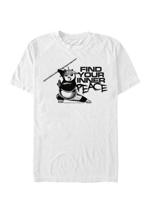 Kung Fu Panda Find Your Inner Peace Graphic