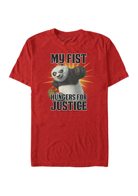 Kung Fu Panda My Fist Hungers For Justice