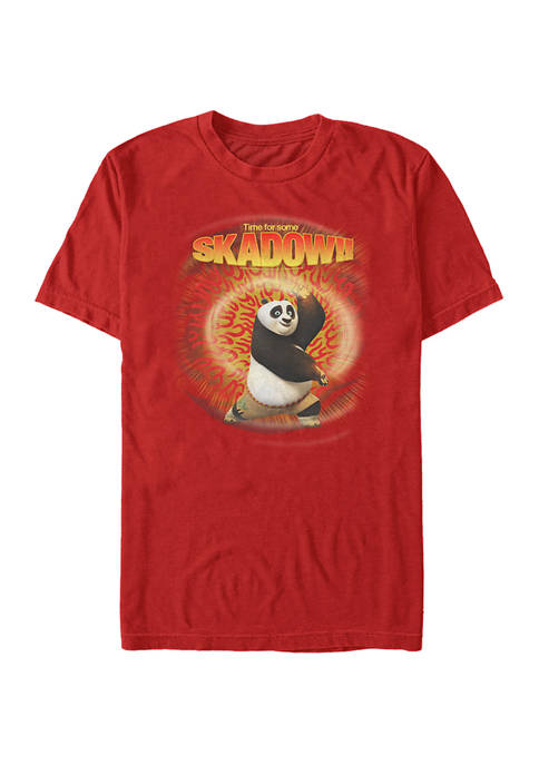 Kung Fu Panda Time For Some Skadow Graphic