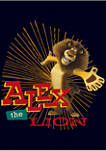 Mad 1 ALex Lion Graphic T-Shirt