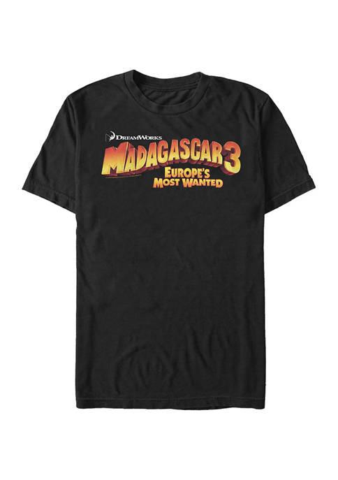 Mad 3 Logo Graphic T-Shirt