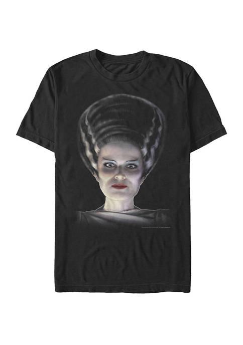Universal Monsters Big & Tall Bride Of Frankenstein