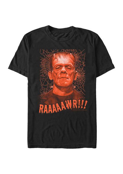 Halloween Monster Graphic T-Shirt