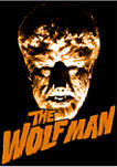 Wolfman Logo Graphic T-Shirt
