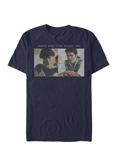 Sixteen Text Graphic T-Shirt