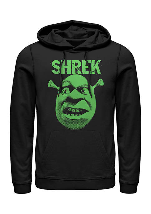 Shrek Halftone Graphic Hoodie