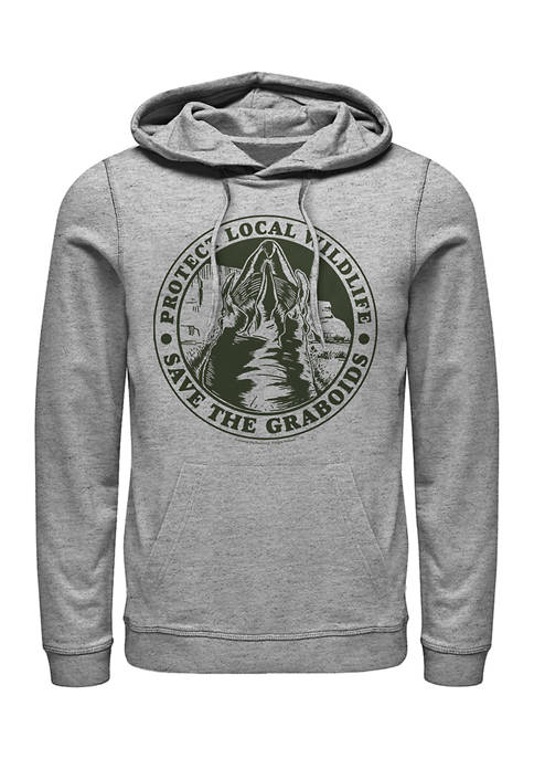 Fifth Sun™ Protect Our Graboids Graphic Hoodie