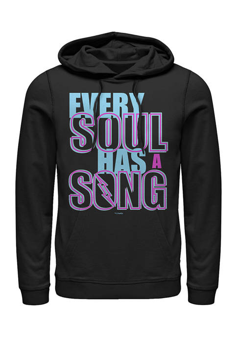 Julie and the Phantoms Soul Song Fleece Graphic