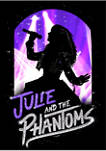 Julie Solo Graphic Fleece Hoodie