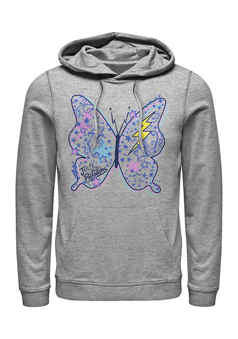 Julie and the Phantoms Butterfly Doodles Graphic Fleece