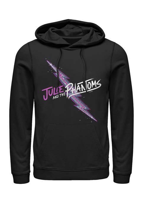 Julie and the Phantoms Lightning Bolt Graphic Fleece
