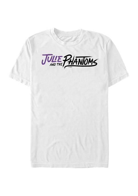 Julie and the Phantoms Horizontal Logo Short Sleeve