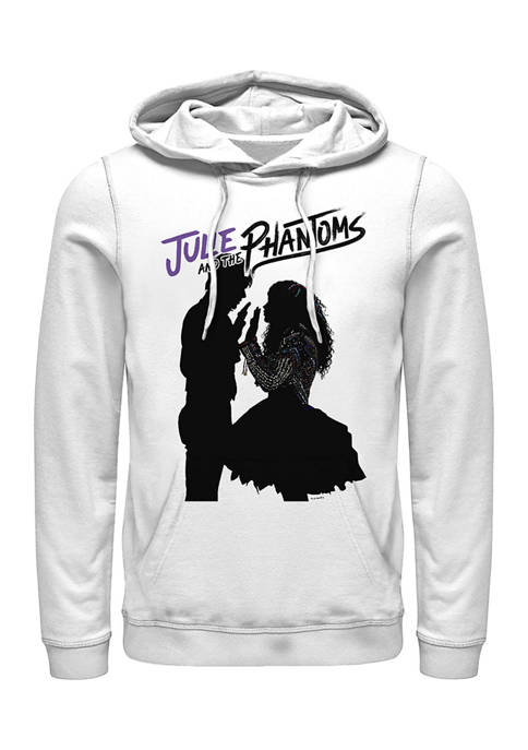 Julie and the Phantoms Silhouette Phantoms Graphic Fleece