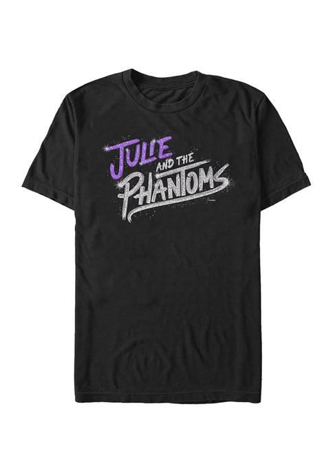 Julie and the Phantoms Bling Logo Short Sleeve