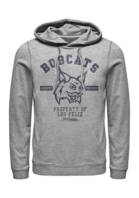 Julie and the Phantoms Collegiate Bobcats Fleece Graphic