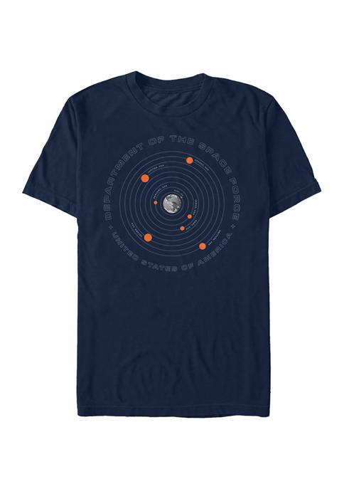 Orbit Short Sleeve Graphic T-Shirt
