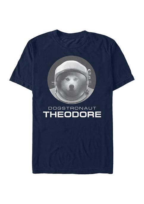 Dogstronaut Theo Short Sleeve Graphic T-Shirt