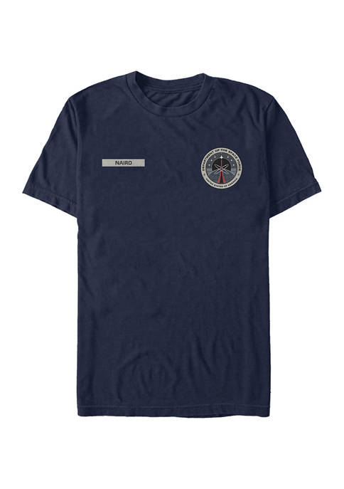 Space Force Naird Short Sleeve Graphic T-Shirt