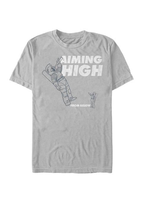 Aiming High Short Sleeve Graphic T-Shirt