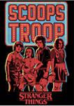 Scoop Troop Fleece Graphic Hoodie