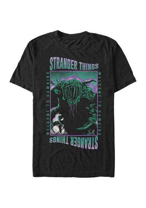 Monster Things Short Sleeve Graphic T-Shirt